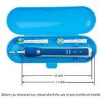 Nincha Portable de remplacement Plastique Trousse de voyage pour brosse à dents électrique Oral-B PRO Series de la marque Nincha image 3 produit