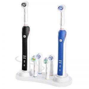 Nincha support pour tête Brosse à dents électrique avec support de brosse à dents électrique pour Oral-B de la marque PEPECARE image 0 produit