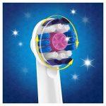 Oral-B 3dwhite brossettes pour brosse à dents électrique - Pack de 5brossettes de la marque Oral-B image 1 produit