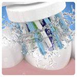 Oral-B Braun CrossAction brossettes pour Brosse à dents rechargeable - (pack de 4 recharges) de la marque Oral-B image 3 produit