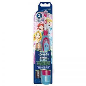 Oral-B brosse à dents à piles Disney Princesse de la marque Oral-B image 0 produit