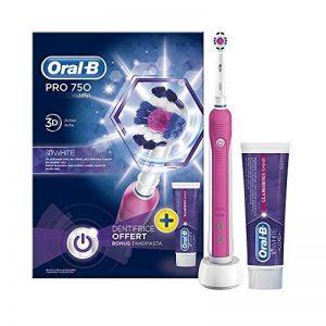 Oral-B Brosse à dents électrique Dentifrice offert de la marque Oral-B image 0 produit