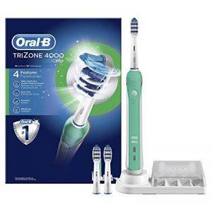 Oral-B Brosse à Dents Électrique Rechargeable Trizone 4000 de la marque Oral-B image 0 produit
