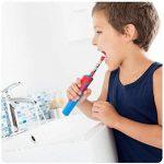Oral-B Brossettes De Rechange Pour Brosse À Dents Électrique Star Wars x4 de la marque Oral-B image 1 produit