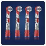 Oral-B Brossettes De Rechange Pour Brosse À Dents Électrique Star Wars x4 de la marque Oral-B image 4 produit