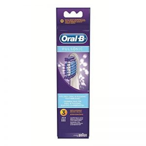 Oral-B - Brossettes - SR32 x 3 - Pulsonic Slim de la marque Oral-B image 0 produit