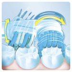 Oral-B - Dual Clean EB417 Pack de 3 - Brossettes pour brosses à dents électriques de la marque Oral-B image 1 produit