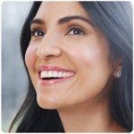 Oral-B Genius 9000N CrossAction Brosse à Dents Électrique Rechargeable, 1 Manche Connecté Blanc, 6 Modes, 4 Brossettes, 1 Étui de Voyage USB de la marque Oral-B image 4 produit