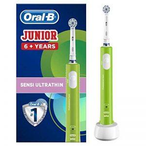 Oral-B Junior 6+ Verte Brosse À Dents Électrique de la marque Oral-B image 0 produit