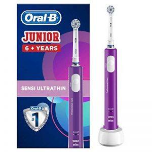 Oral-B Junior 6+ Violette Brosse À Dents Électrique de la marque Oral-B image 0 produit