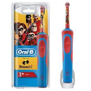 Oral-B Kids Brosse À Dents Électrique Incredibles de la marque Oral-B image 0 produit