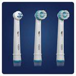 Oral-B - Kit Orthodontique OD17 pour Brosses à Dents Electriques Porteurs d'Appareils Dentaires- Pack de 3 Brossettes de la marque Oral-B image 1 produit