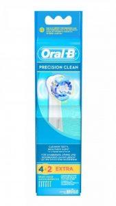 Oral-B Précision Clean EB20 4+2 Brossette de Rechange de la marque Oral-B image 0 produit