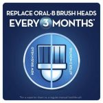 Oral B Precision Clean Refill 4pk Toothbrush Heads de la marque Oral-B image 3 produit