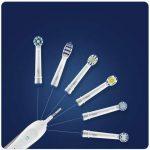 Oral B Precision Clean Refill 4pk Toothbrush Heads de la marque Oral-B image 4 produit