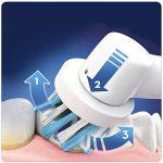 Oral-B Pro 2500 Crossaction Brosse à Dents Electrique Rechargeable Pack Bonus Edition Rose de la marque Oral-B image 4 produit