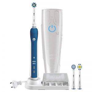 Oral-B Pro5000 Crossaction Brosse à Dents Electrique avec Technologie Bluetooth de la marque Oral-B image 0 produit