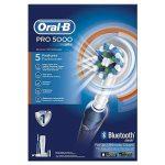 Oral-B Pro5000 Crossaction Brosse à Dents Electrique avec Technologie Bluetooth de la marque Oral-B image 1 produit