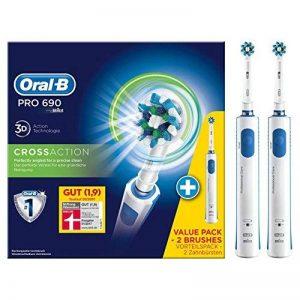 Oral-B Pro 690 Duo Brosse à Dents Electrique de la marque Oral-B image 0 produit
