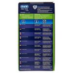 Oral-B PRO 700 CrossAction Brosse à Dents Électrique Rechargeable par Bleu, 1 Manche, 1 Brossette de la marque Oral-B image 2 produit