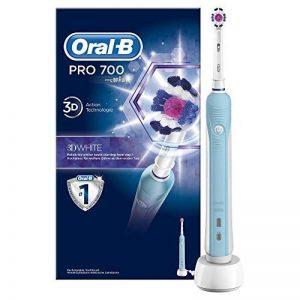 Oral-B Pro 700White & clean Brosse à dents électrique de la marque Oral-B image 0 produit