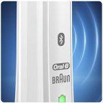 Oral-B Smart Genius 8100S Brosse à dents électrique pour adulte, blanc de la marque Oral-B image 2 produit