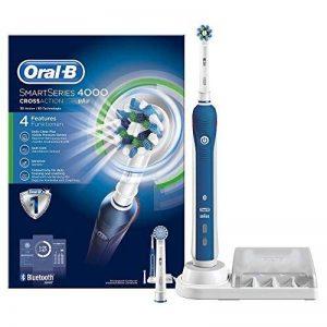 Oral-B Smart Series 4000 Brosse À Dents Électrique Par Braun de la marque Oral-B image 0 produit
