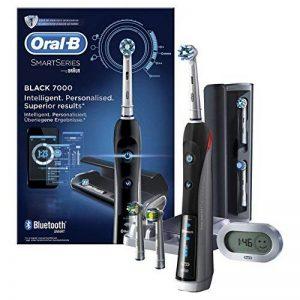 Oral-B Smart Series7000 Black Brosse à dents électrique par Braun de la marque Oral-B image 0 produit