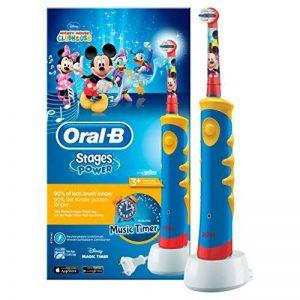 Oral-B Stages Brosse À Dents Électrique pour Enfants avec Personnages Mickey de la marque Oral-B image 0 produit