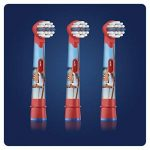 Oral-B Stages Brossettes De Rechange Pour Brosse À Dents Électrique Rechargeable Lot De 3 Avec Personnages De Disney, Brossette Conçue Spécialement Pour Les Enfants - Modèles Aléatoires de la marque Oral-B image 4 produit
