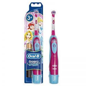 Oral-B Stages Power - 99669224 - Hygiene dentaire - Brosse a dents electrique (à pile) - Walt Disney-Modele Aleatoire de la marque Oral-B image 0 produit