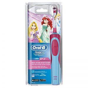 Oral-B Stages Power - Brosse à Dents Électrique pour Enfant - Cars ou Princesses de Disney (Modèle Aléatoire) de la marque Oral-B image 0 produit