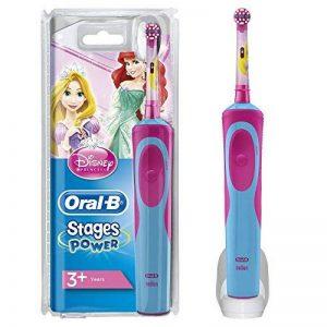 Oral-B Stages Power - Brosse à Dents Électrique pour Enfant - Princesses de Disney de la marque Oral-B image 0 produit