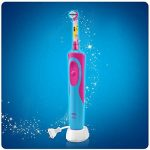 Oral-B Stages Power - Brosse à Dents Électrique pour Enfant - Princesses de Disney de la marque Oral-B image 4 produit