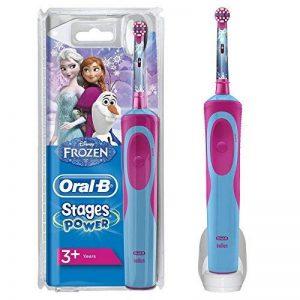 Oral-B Stages Power - Brosse à Dents Électrique pour Enfant - Reine des Neiges de la marque Oral-B image 0 produit