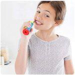 Oral-B Stages Power Reine des Neiges - 2 Brossettes de Rechange pour Brosse à Dents Électrique de la marque Oral-B image 3 produit