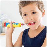 Oral-B Stages Power Reine des Neiges - 2 Brossettes de Rechange pour Brosse à Dents Électrique de la marque Oral-B image 4 produit