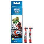 Oral-B Stages Power Star Wars - 2 Brossettes De Rechange pour Brosse à Dents Électrique de la marque Oral-B image 1 produit