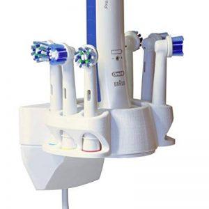 Oral-B Support mural pour 6Designer d'Impression 3D Brosses fabriqué en Allemagne de la marque V3-ENGINEERING image 0 produit
