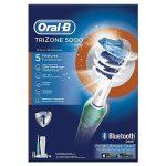 Oral-B Trizone 5000 Brosse à Dents Electrique avec Technologie Bluetooth de la marque Oral-B image 4 produit