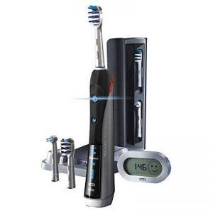 Oral-B Trizone 7000 Black - Brosse à dents électrique rechargeable Bluetooth de la marque Oral-B image 0 produit
