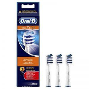 Oral-B - Trizone EB30 pour Brosses à Dents ElectriquesPack de 3 Brossettes de la marque Oral-B image 0 produit