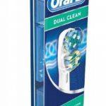 Oral-B Vitality Dual Clean Pack de 4 Brossettes de Rechange pour Brosse à Dents Électrique de la marque Oral-B image 1 produit