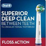 Oral-B Vitality Floss Action - Brossettes de Rechange pour Brosses à Dents Électrique - Lot de 2 de la marque Oral-B image 3 produit