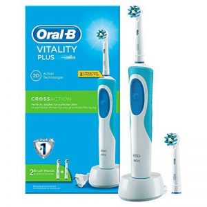 Oral-b Vitality Plus Cross Action Brosse à Dents Electrique de la marque Oral-B image 0 produit