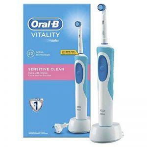 Oral-B Vitality Sensitive Clean Brosse à Dents Electrique Rechargeable, par Braun de la marque Oral-B image 0 produit