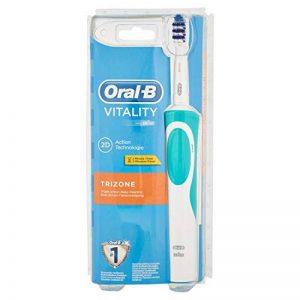 Oral-B Vitality Trizone - Brosse à Dents Électrique Rechargeable - Minuteur Intégré Trizone de la marque Oral-B image 0 produit
