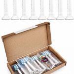 Pack de 8 têtes tillvex® de brosse compatibles pour Philips Sonicare brossette, brosses de remplacement Pro Results - DiamondClean - FlexCare - EasyClean - PowerUp - HealthyWhite - HX3110/00 - HX3120/00 - HX3120/01 - HX3212/07 - HX3212/11 - HX6231/01 - HX image 2 produit