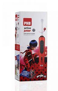 PHB Active Junior Brosse à Dents Électrique pour Enfant Rechargeable, 5.600RPM de la marque PHB image 0 produit