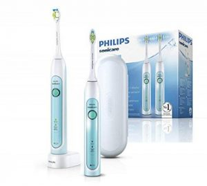 Philips Brosse à dents Sonicare HealthyWhite avec Technologie Sonic vert de la marque Philips image 0 produit